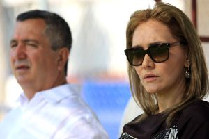 Angélica Fuentes confiesa que Jorge Vergara trató de quitarle a sus hijas