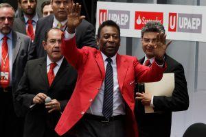 ¡Rompió el silencio! Pelé habló sobre su supuesta depresión