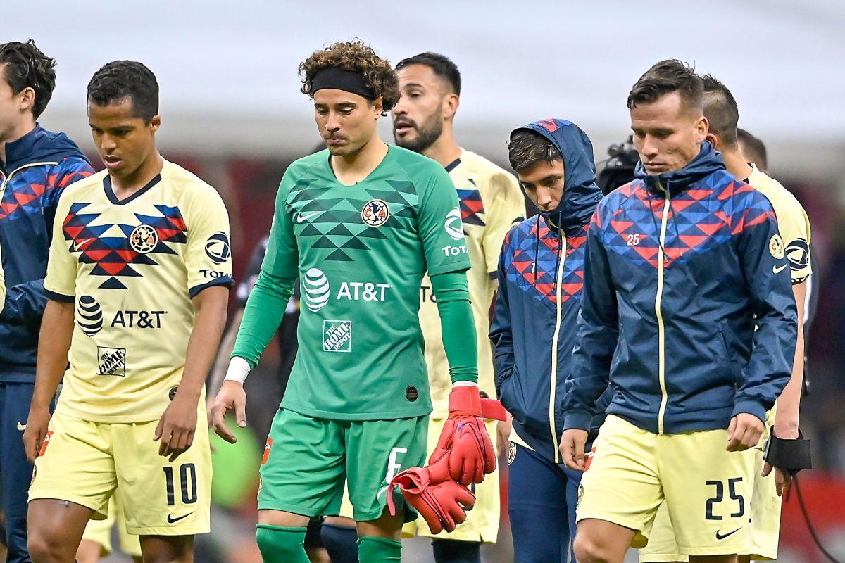 América perdió ante FC Juárez.
