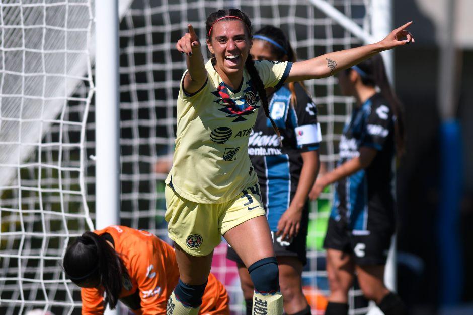 ¡Los mejores en muchas categorías! América es líder de la Liga MX, Liga Femenil y Sub 17