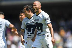 ¡Espectáculo de goles en CU! Pumas arrasó con el Atlético San Luis en la jornada 5 de la Liga MX