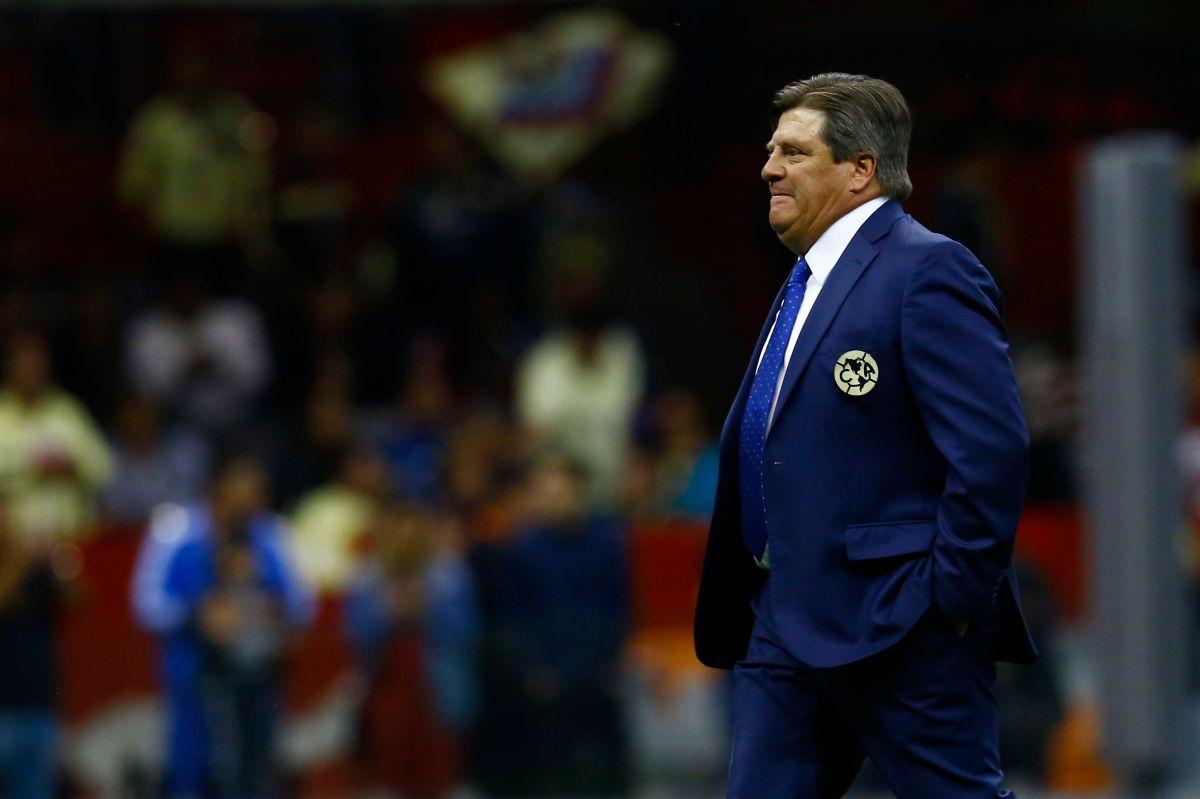 Miguel Herrera no ha podido ganar la Concachampions con América,