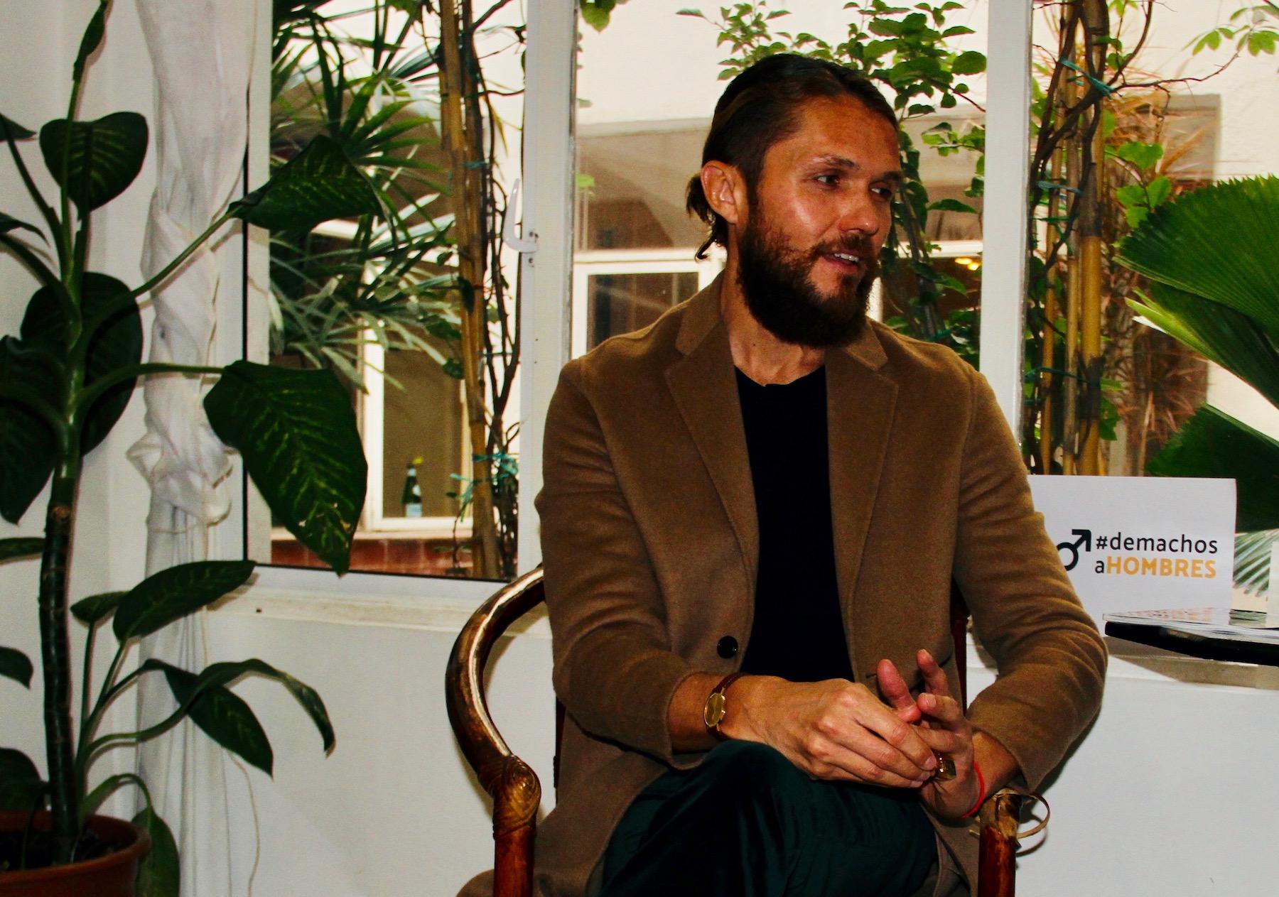 Nicko Nogués en entrevista con Impremedia
