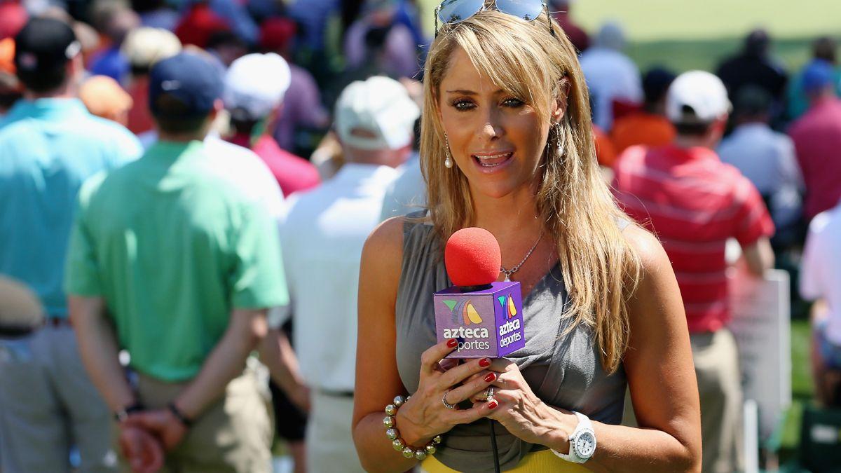 Inés Sainz es una de las mujeres más conocidas en el periodismo deportivo.