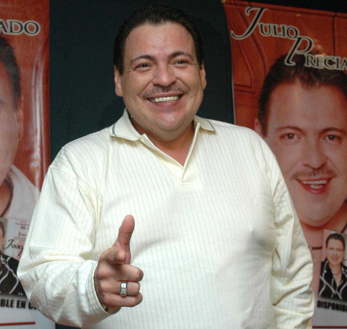 Julio Preciado.