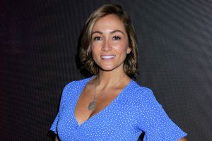Laura Vignatti desata las bajas pasiones en ropa interior