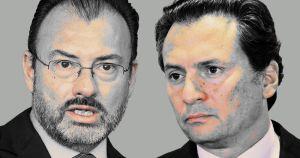 """Luis Videgaray, amigo y jefe de Lozoya, """"lo acompañó"""" en los fraudes a Pemex"""