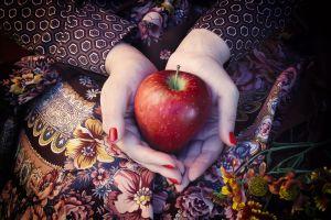 Dos manzanas al día reducen el colesterol sérico