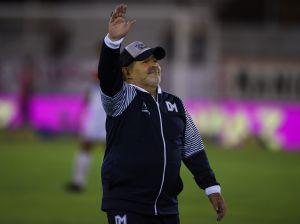 Diego Maradona se despide del 'Trinche' Carlovich con sentido mensaje