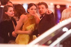 Así captó el paparazzi a Eiza González y Jeremy Renner