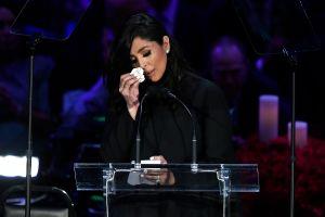 Las reacciones más conmovedoras del homenaje a Kobe Bryant y Gianna