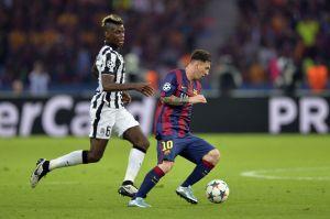 Lionel Messi presume sus trucos junto a Pogba y Salah en nuevo comercial