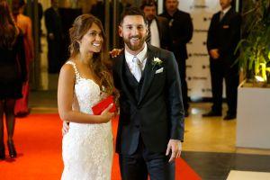 ¡Qué romántico! La gran sorpresa que Messi le dio a su esposa por San Valentín