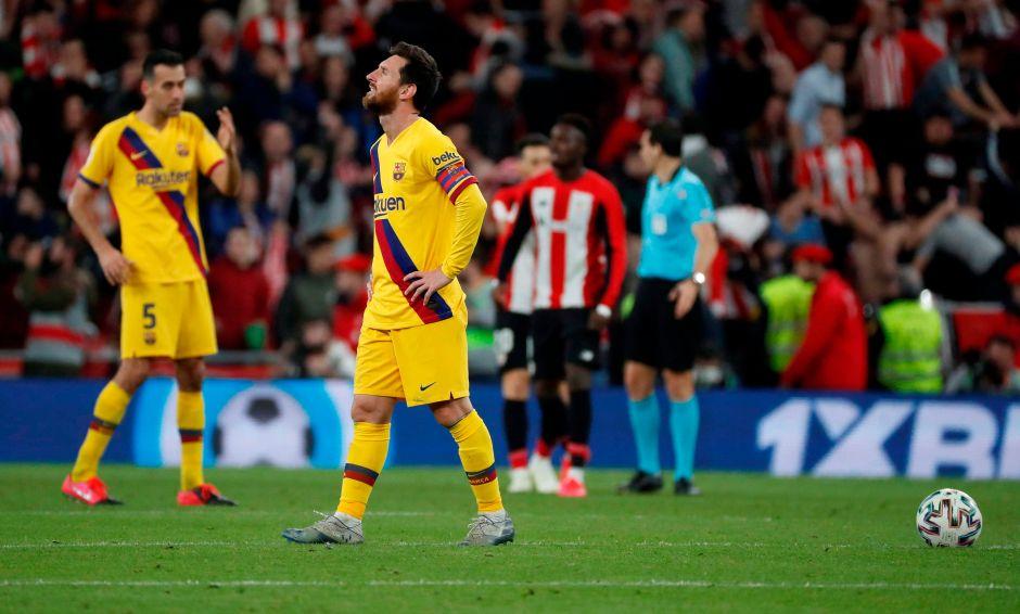 Luego de una derrota más: Leo Messi está más frustrado que nunca en el Barcelona
