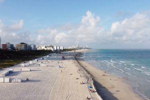 La misteriosa muerte de una mesera en Miami Beach: la policía sigue investigando