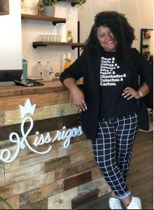 Miss Rizos, una herramienta de cambio social