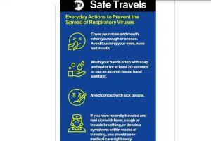 Coronavirus: Metro de Nueva York recomienda quedarse en casa si hay síntomas para evitar contagios