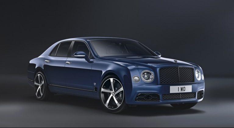 Bentley despide uno de sus autos de lujo con esta edición limitada