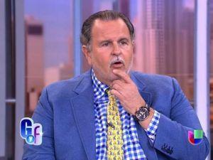 Se ríen a carcajadas de Raúl de Molina en El Gordo y la Flaca de Univision