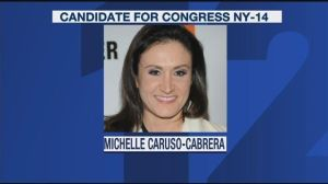 Michelle Caruso-Cabrera, ex conductora de NBC, también competirá en primarias Demócratas contra Ocasio-Cortez en Nueva York