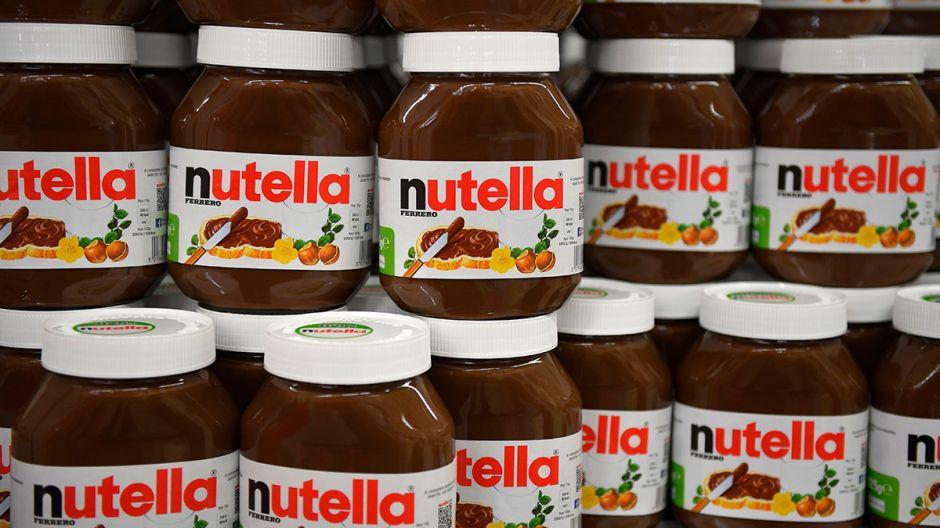 Nutella te da producto GRATIS a cambio de tu botella de jarabe de maple usada