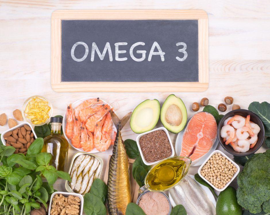 7 alimentos alternativos al pescado que contienen Omega-3