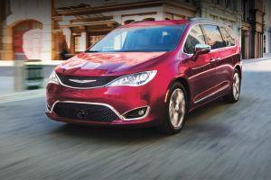 Este auto de Chrysler se convertirá en taxi autónomo en China