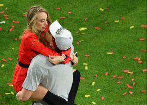 La hermosa historia de amor entre Patrick Mahomes y su novia Brittany Matthews