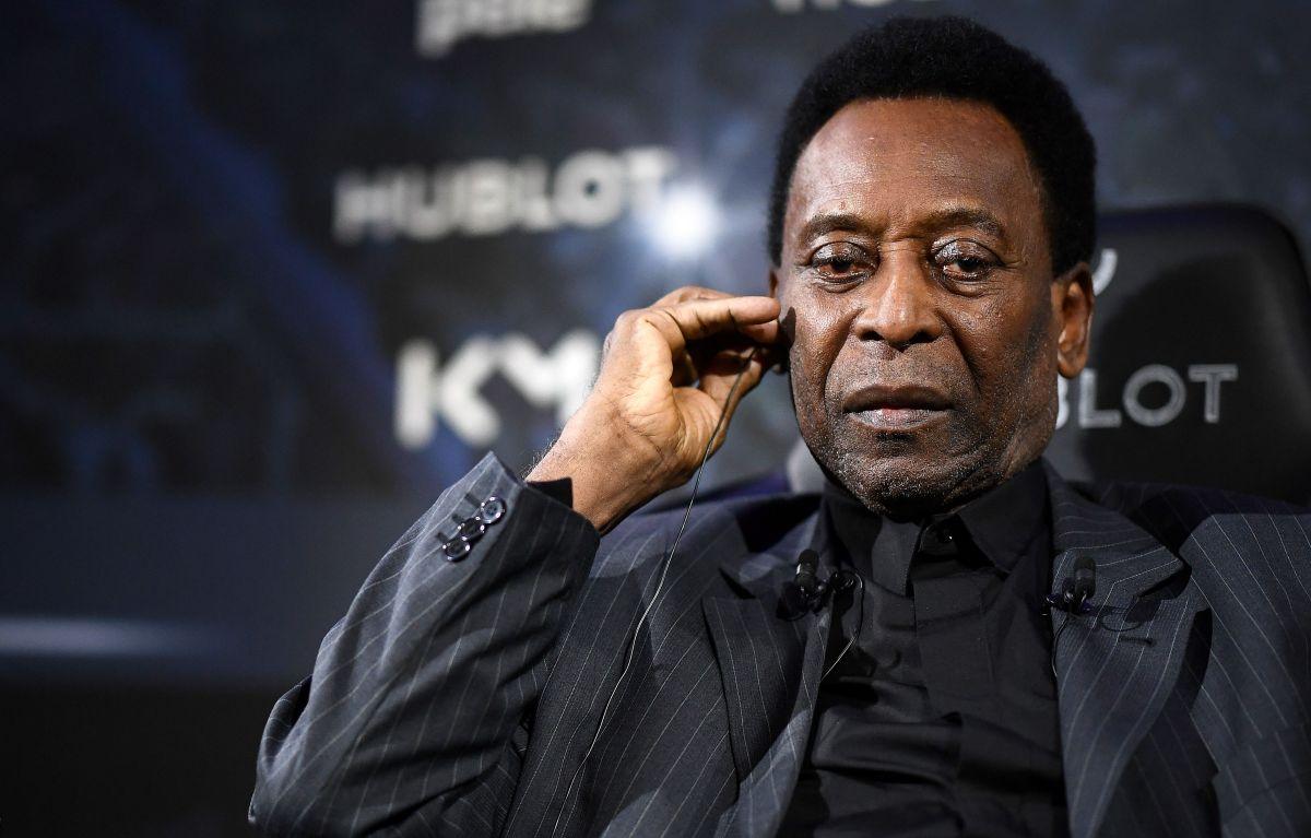 Pelé es el único jugador que ha ganando tres Mundiales.