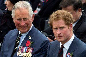La cruel reacción de Prince Charles al nacimiento de su hijo Harry es demasiado triste