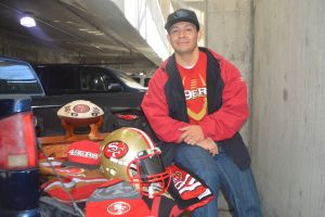 Fanáticos de los 49ers en LA hablan de sus 'locuras' por el equipo
