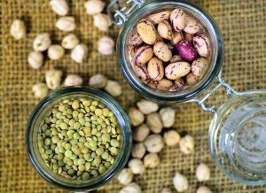 5 alimentos con más proteína vegetal