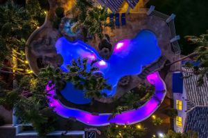 Un paraíso en Arizona: la casa en renta de Airbnb que tiene su propio río lento