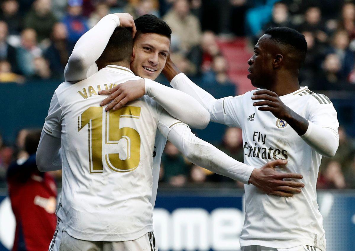 Un paseo por Pamplona: el Real Madrid se recuperó de la eliminación de Copa y se mantiene líder de La Liga