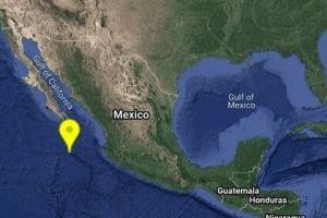 Reportan sismo de 5.0 en Cabo San Lucas, en Baja California Sur