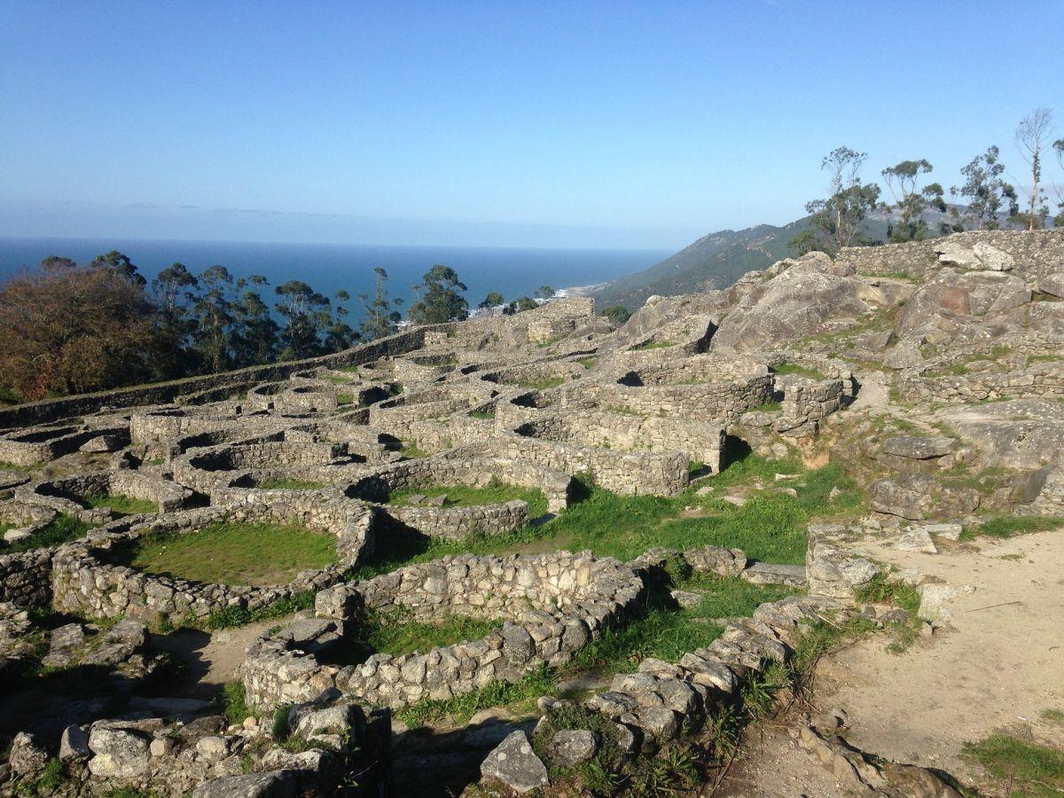 Ruinas celtas.