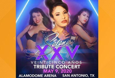 El concierto será en San Antonio.