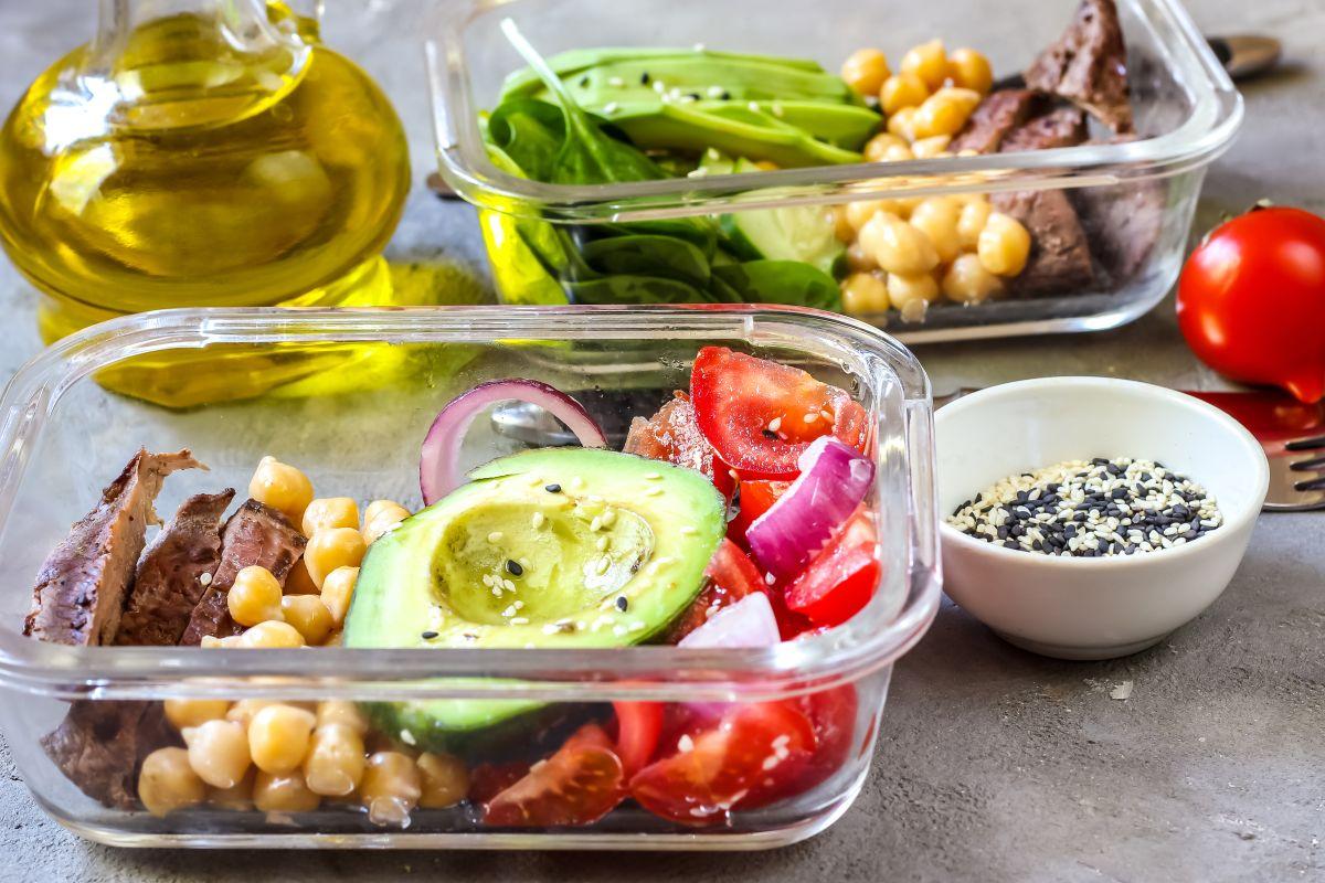 Meal prep: 5 trucos para preparar tus almuerzos de toda la semana