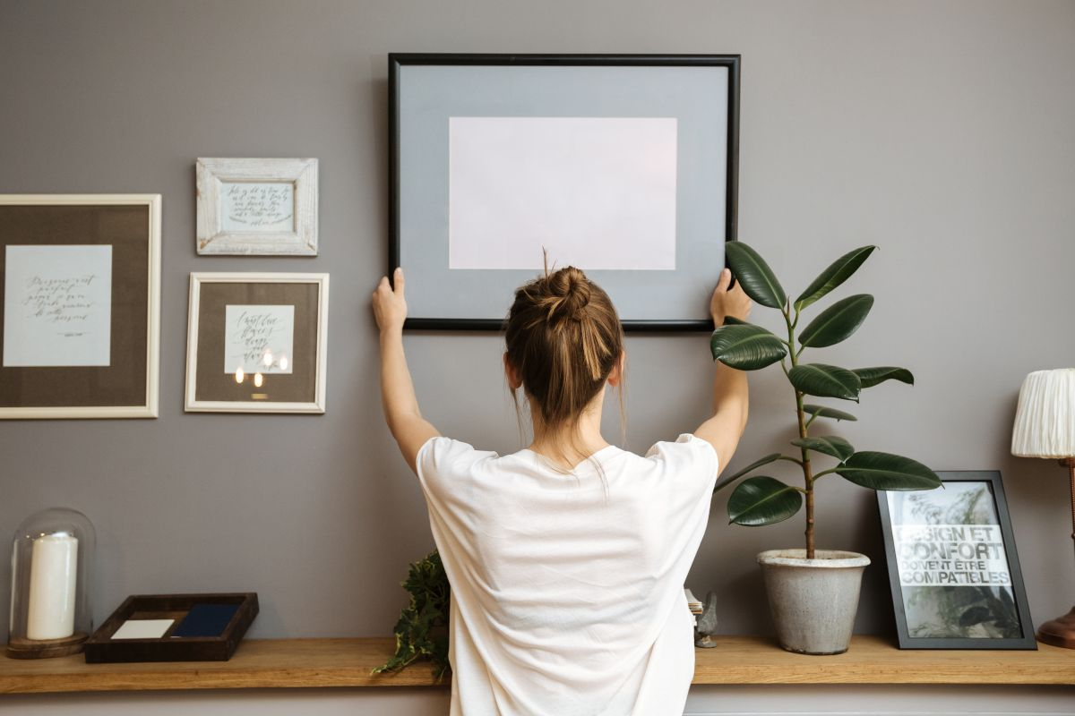 4 productos para ayudarte a colgar cuadros en tu casa de forma fácil y rápida