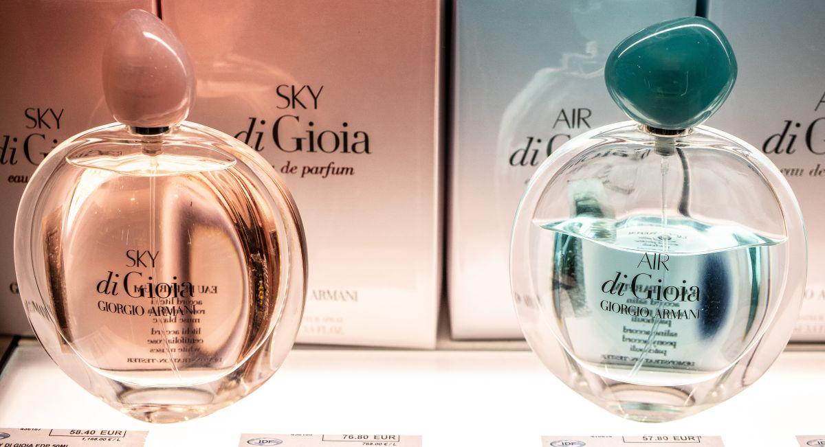 Los 4 mejores perfumes Giorgio Armani para mujer por menos de $100