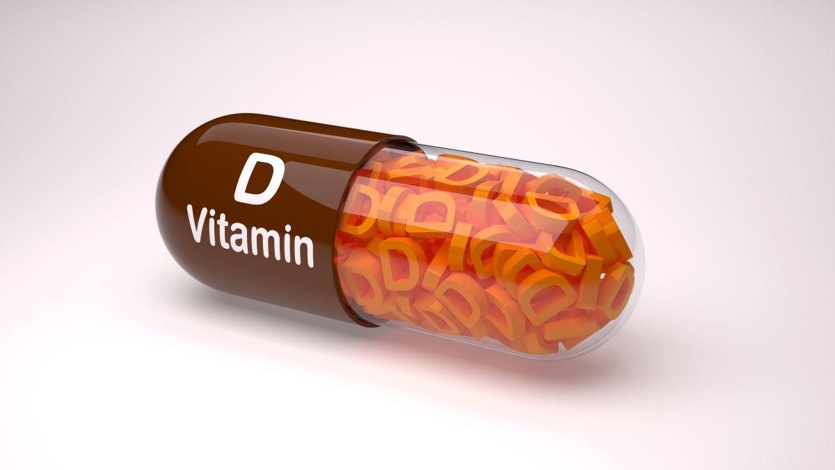 ¿Para qué sirve la vitamina D?