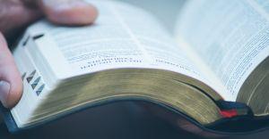 Una camioneta arde por completo, pero encuentran en el interior una Biblia en perfecto estado