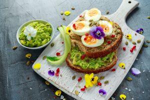 4 recetas de sándwiches saciantes y saludables, ideales para bajar de peso