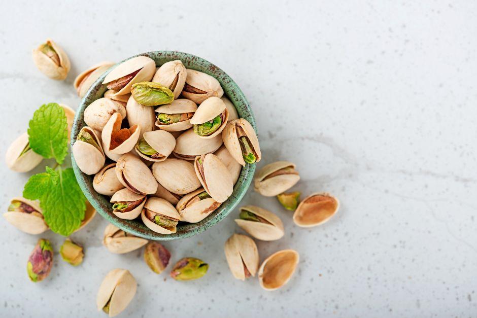 ¿Por qué se ha puesto de moda comer pistachos?