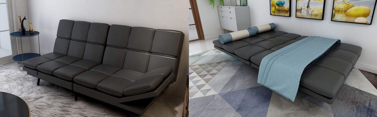 Los 4 mejores sofá cama para cuando tus visitas se quedan en tu casa