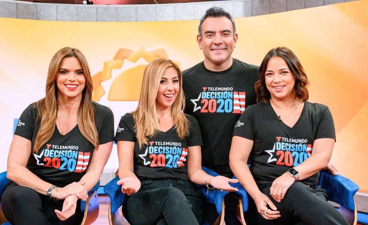 En Telemundo les dieron La Vuelta a los conductores de Un Nuevo Día