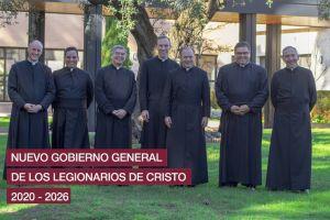 Los Legionarios de Cristo tienen nuevo gobierno