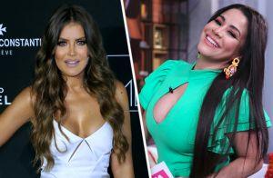 """Carolina Sandoval a Vanessa Claudio: """"Bonita eres, pero vas a tener que usar la cabeza un poquito más"""""""