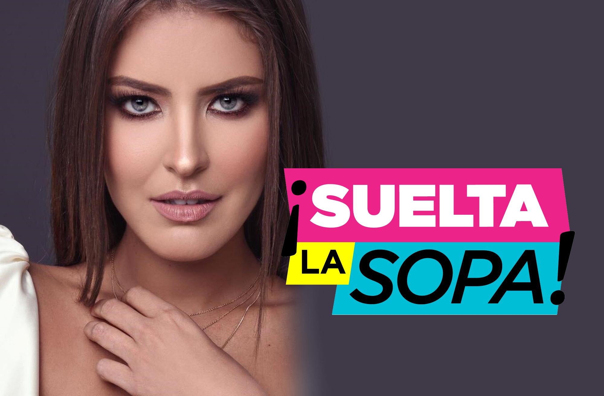 """Vanessa Claudio en """"Suelta la Sopa"""""""