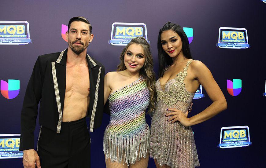 Ellos son los finalistas de Mira Quién Baila